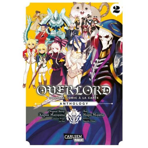 OVERLORD Official Comic À La Carte Anthology 2