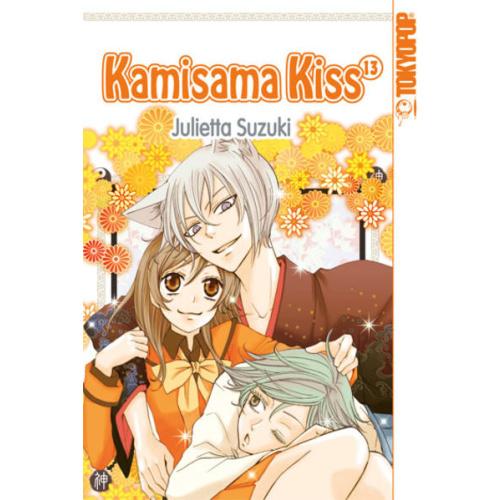 Kamisama Kiss 13