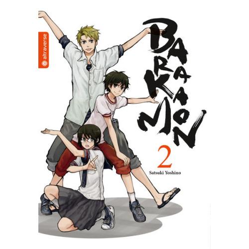 Barakamon 02