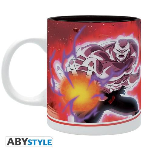 Goku UI Vs Jiren Dragon Ball Super Tasse 320 ml