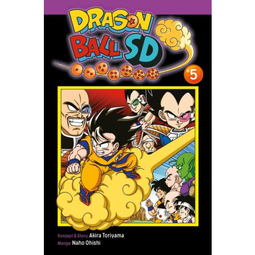 Dragon Ball SD 5