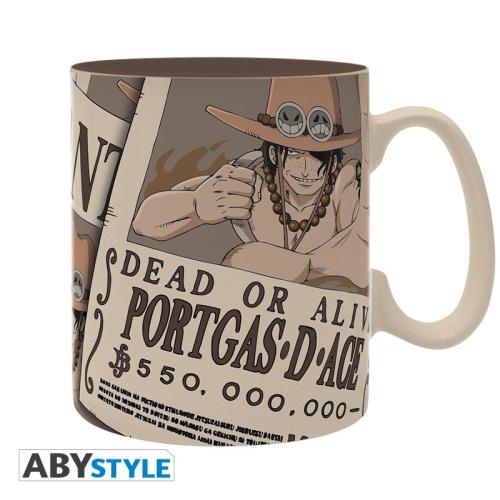 Steckbrief Ace One Piece Tasse 460 ml