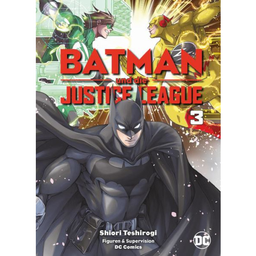 Batman und die Justice League - Bd. 3