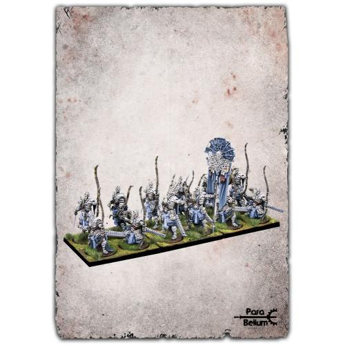 Conquest: The Last Argument of Kings Miniaturen 12er-Pack Spires: Marksmen Clones