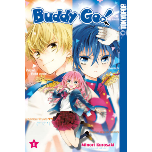 Buddy Go! 01
