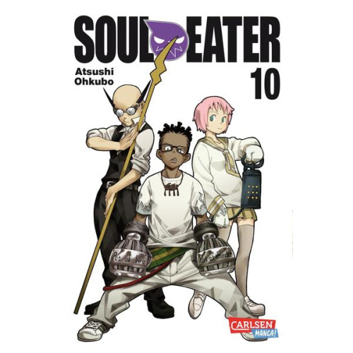 Soul Eater 10