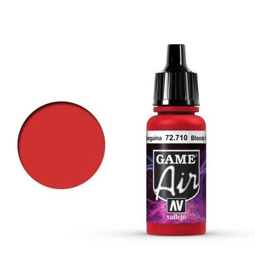Game Air Bloody Red