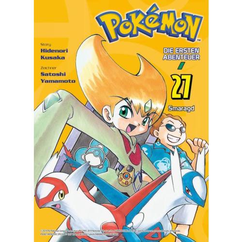 Pokémon - Die ersten Abenteuer - Bd. 27: Smaragd