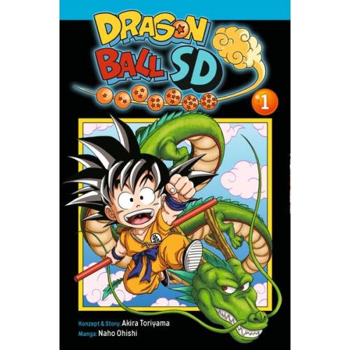 Dragon Ball SD 1