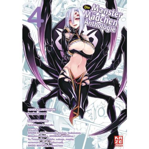 Die Monster Mädchen Anthology 04