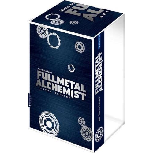 Fullmetal Alchemist Metal Edition 01 mit Box