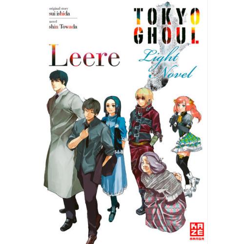 Tokyo Ghoul: Leere