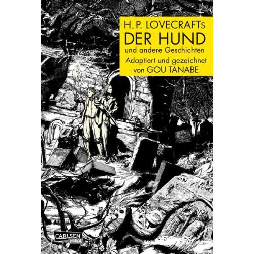 H.P. Lovecrafts Der Hund und andere Geschichten