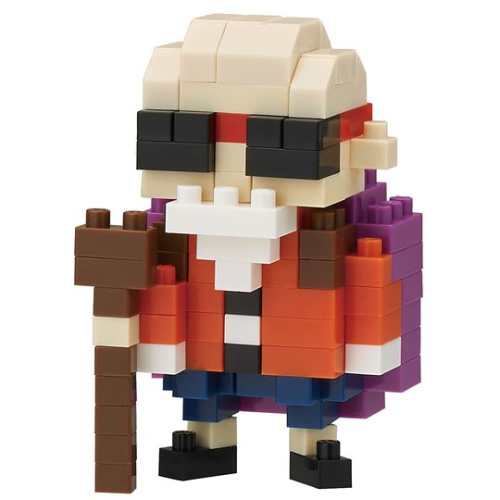 Dragon Ball Roshi // Mini series NANOBLOCK