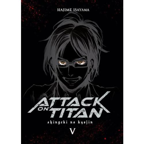 Attack on Titan Deluxe 5