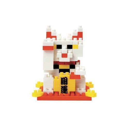 Fortune Cat // Mini series NANOBLOCK