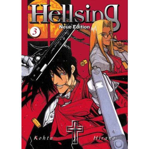 Hellsing Neue Edition - Bd. 3
