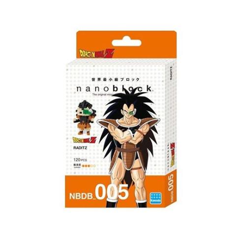 Dragon Ball Raditz // Mini series NANOBLOCK