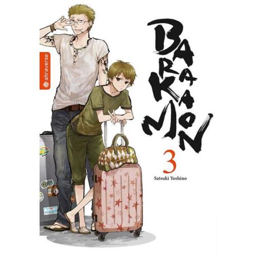 Barakamon 03