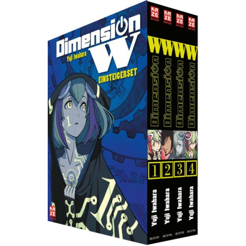 Dimension W - Einsteigerset