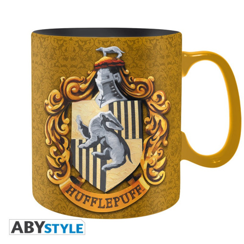 Hufflepuff Harry Potter King Size Tasse 460 ml