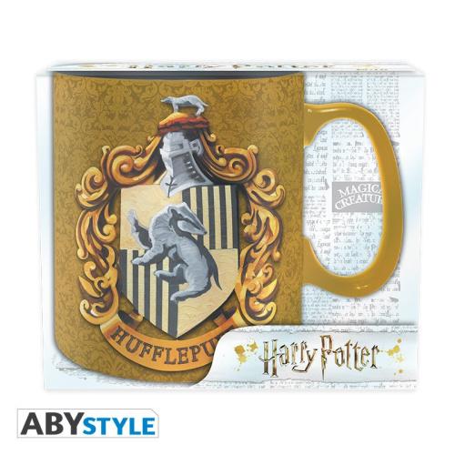 Hufflepuff Harry Potter King Size Tasse 460 ml