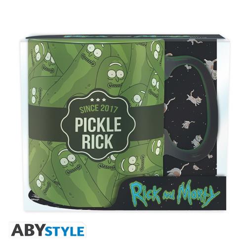 Pickle Rick & Morty Tasse 460 ml