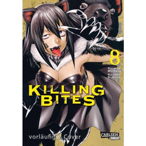 Killing Bites 8