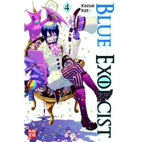 Blue Exorcist 04