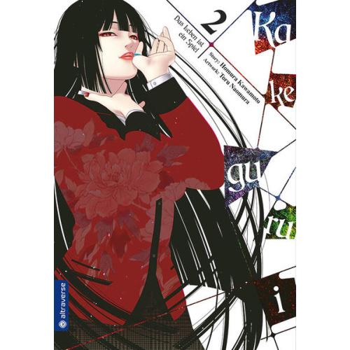 Kakegurui - Das Leben ist ein Spiel 02