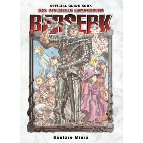 Berserk Official Guide Book - Das offizielle Kompendium -