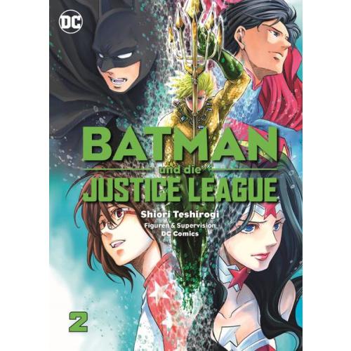 Batman und die Justice League - Bd. 2