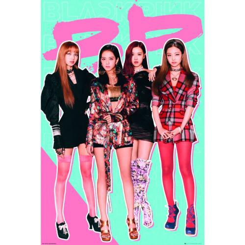 Fach 56 Blackpink Poster BP