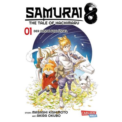 Samurai8 1