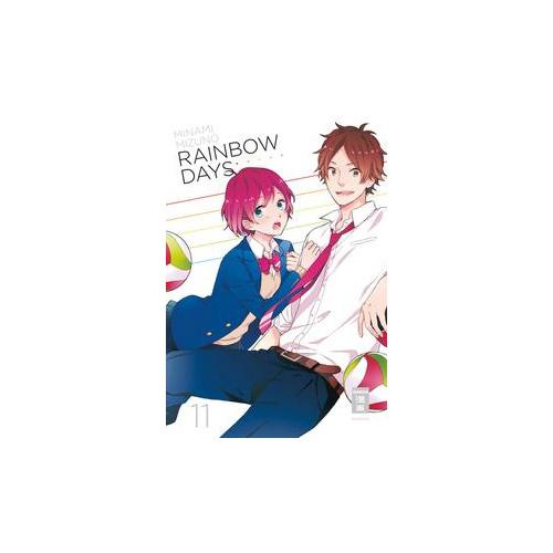 Rainbow Days 11