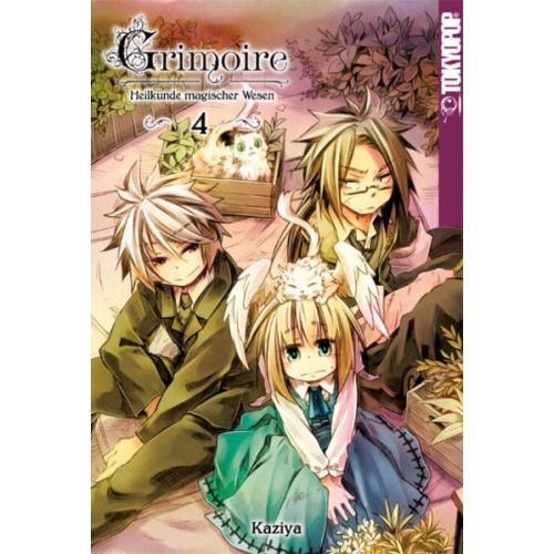 Grimoire - Heilkunde magischer Wesen 04