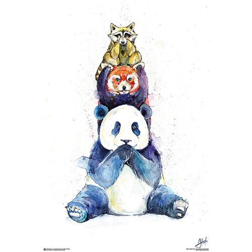 Fach 18 Pandamonium Poster