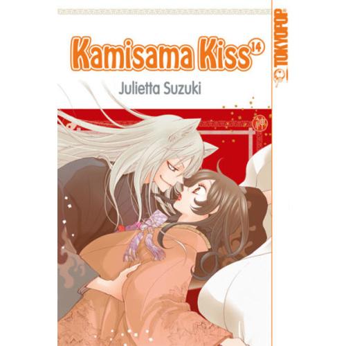 Kamisama Kiss 14