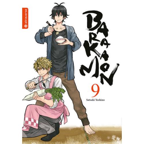 Barakamon 09