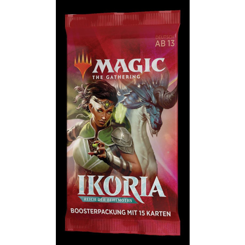 Ikoria - Booster Deutsch / Magic the Gathering