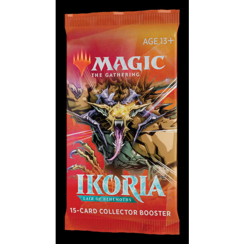Ikoria - Collector Booster Englisch / Magic the Gathering