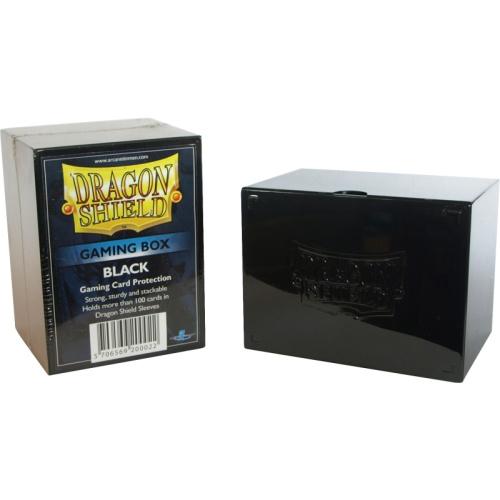 Dragon Shield Strong Box 100+ Karten BLACK