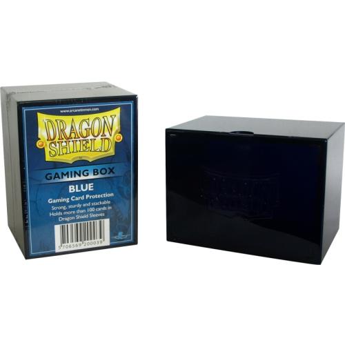 Dragon Shield Strong Box 100+ Karten BLUE