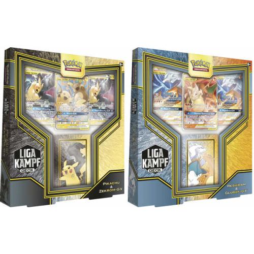 Pokémon Liga Kampf Deck