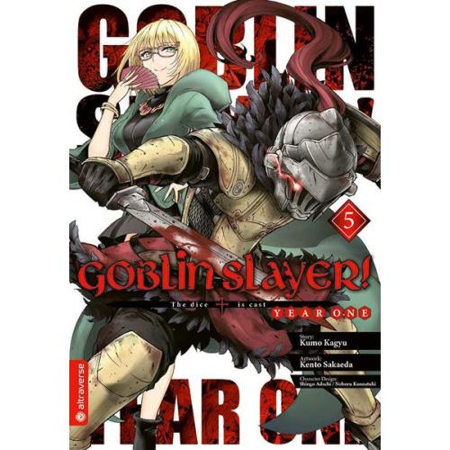 Goblin Slayer! Year One 05
