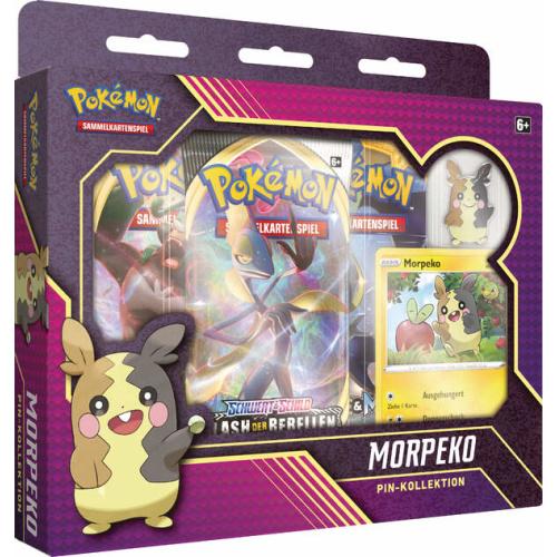 Pokémon Pin Kollektion 2020 Morpeko