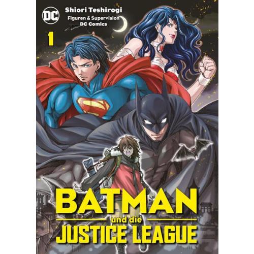Batman und die Justice League - Bd. 1