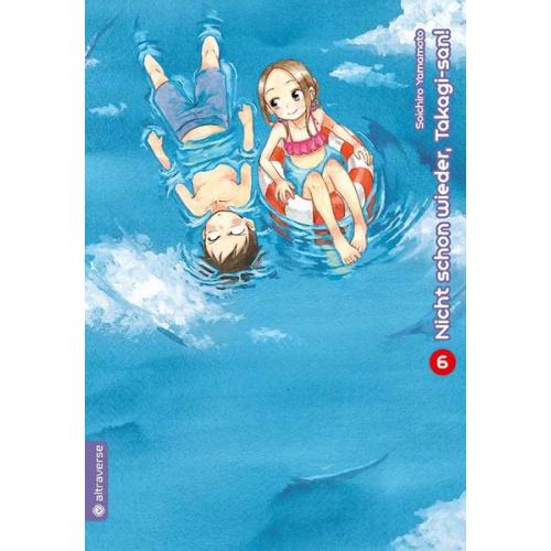 Nicht schon wieder, Takagi-san 06