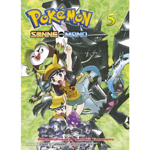 Pokémon - Sonne und Mond - Bd. 5