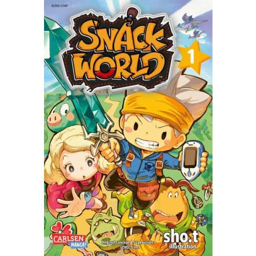 Snack World 1